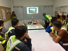 Safety Training for FLEET Service Team